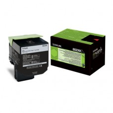 Lexmark 802XK cartuş toner negru