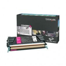 Lexmark C5240MH cartuş toner magenta