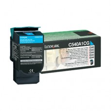 Lexmark C540A1CG cartuş toner cyan