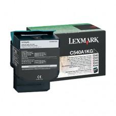 Lexmark C540A1KG cartuş toner negru