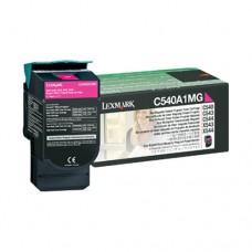 Lexmark C540A1MG cartuş toner magenta