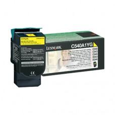 Lexmark C540A1YG cartuş toner galben