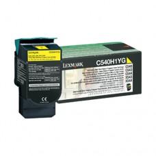 Lexmark C540H1YG cartuş toner galben