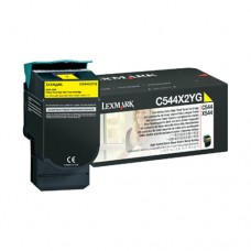 Lexmark C544X2YG cartuş toner galben