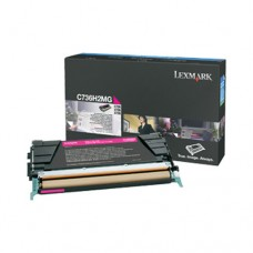 Lexmark C736H2MG cartuş toner magenta