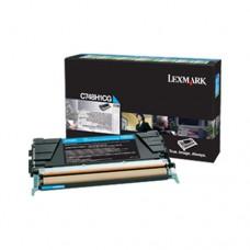 Lexmark C748H1CG cartuş toner cyan