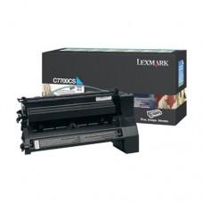 Lexmark C7700CS cartuş toner cyan