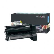 Lexmark C7720YX cartuş toner galben