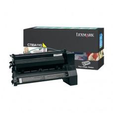 Lexmark C780A1YG cartuş toner galben