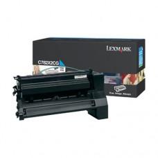 Lexmark C782X2CG cartuş toner cyan