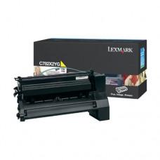 Lexmark C782X2YG cartuş toner galben