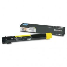 Lexmark C950X2YG cartuş toner galben