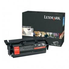 Lexmark X651A21E cartuş toner negru