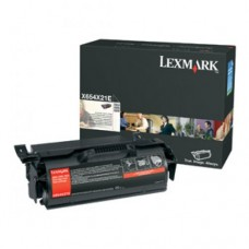 Lexmark X654X21E cartuş toner negru