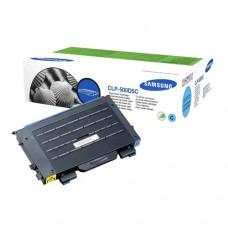 Samsung CLP-500D5C cartuş toner cyan