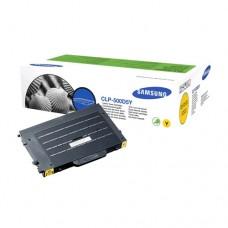 Samsung CLP-500D5Y cartuş toner galben