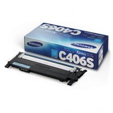 Samsung CLT-C406S cartuş toner cyan
